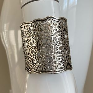 NWT - Lucky Brand Silver Cuff